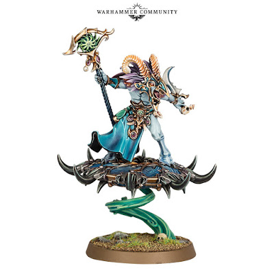 Tzaangor Iluminado Kill Team