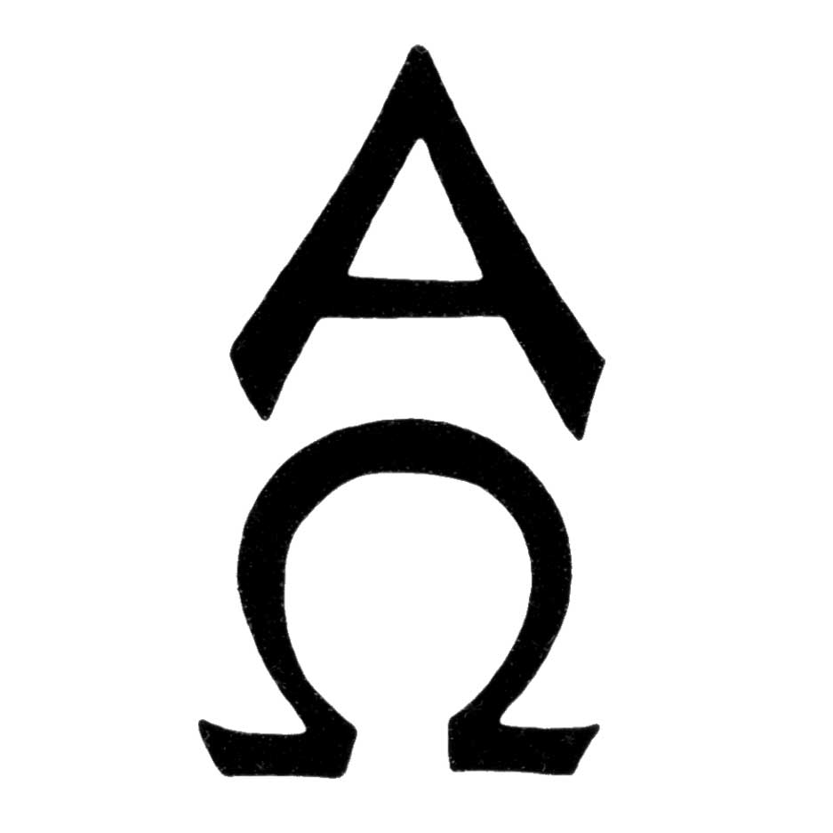 Alpha and Omega Learning Letters A through Z