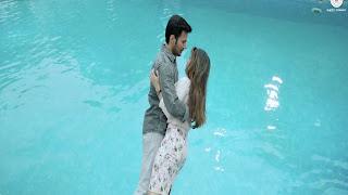 Amazing Jump Into Water Rajniesh Duggall With Sunny Leone In Beiimaan Love Movie