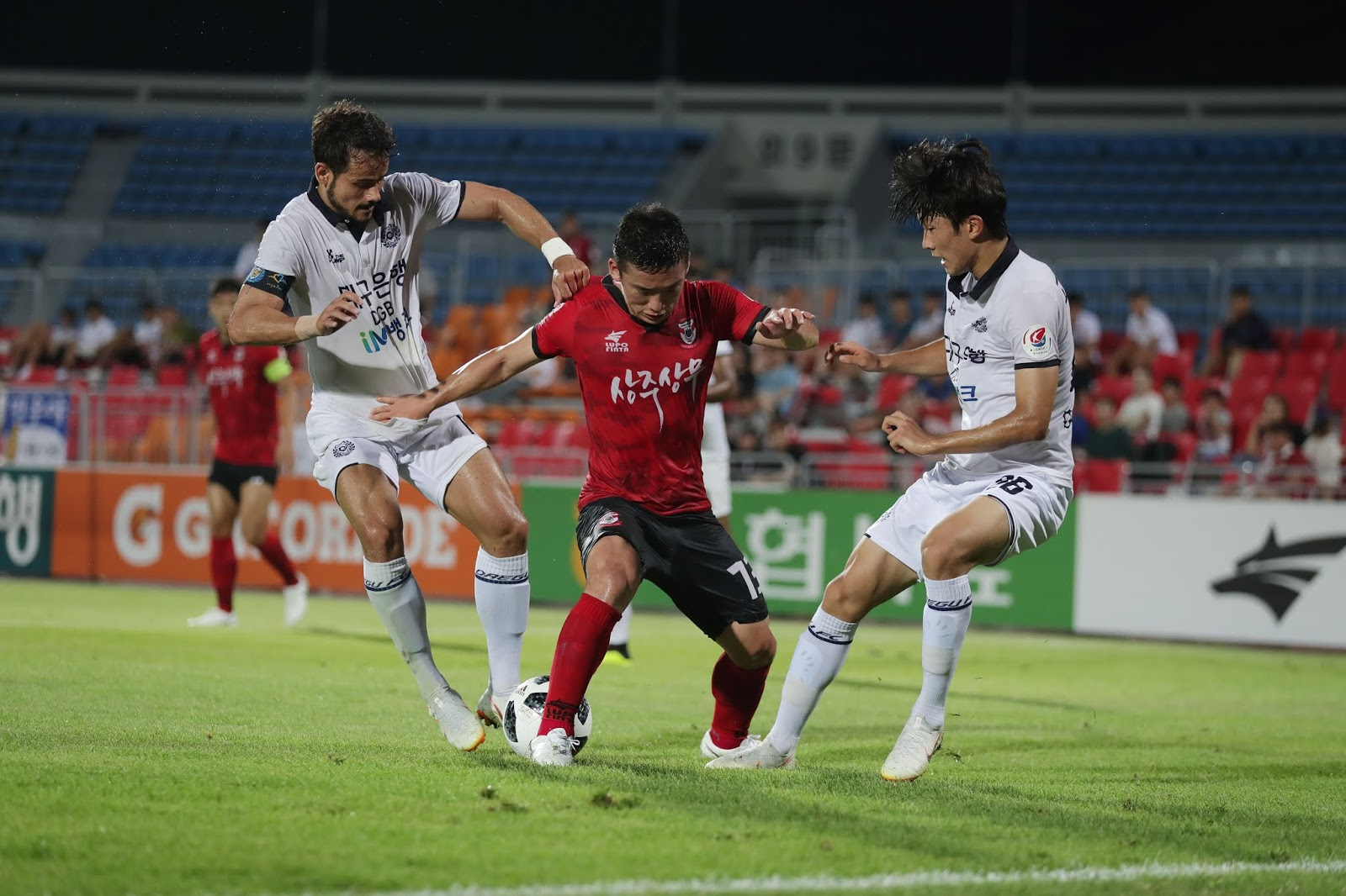 Preview: Sangju Sangmu vs Daegu FC K League 1