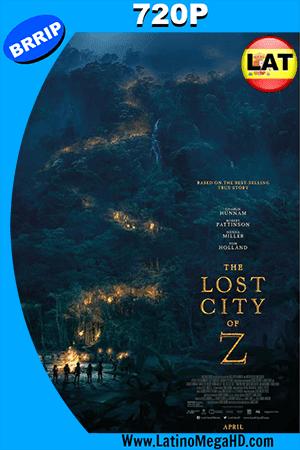 La Ciudad Perdida De Z (2016) Latino HD 720p ()