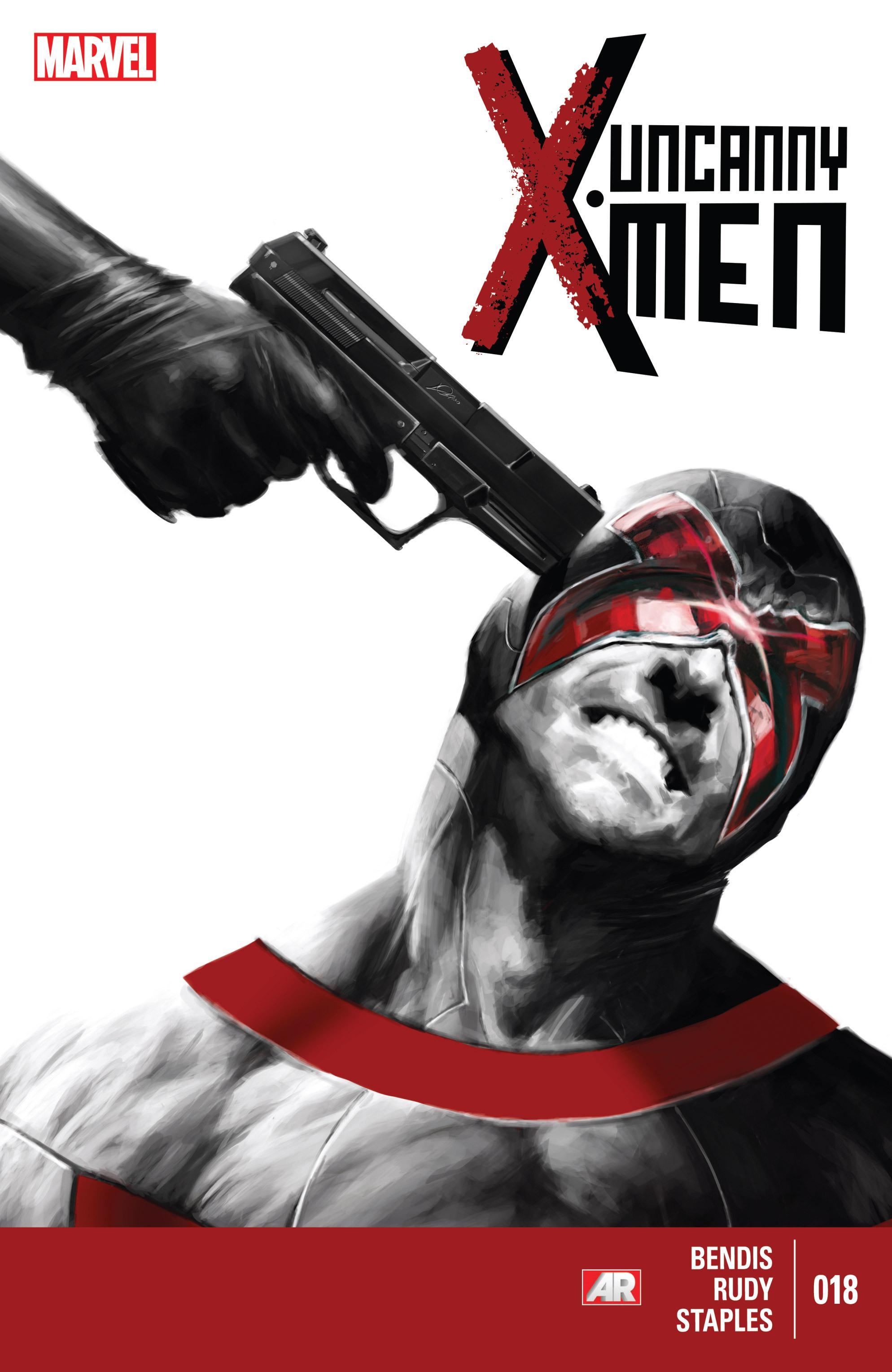 Read online Uncanny X-Men (2013) comic -  Issue #18 - 1