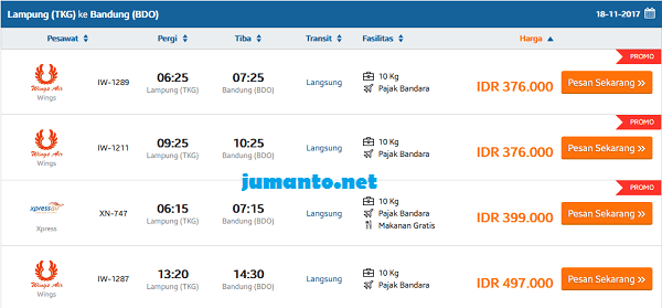 harga tiket pesawat di tiket.com