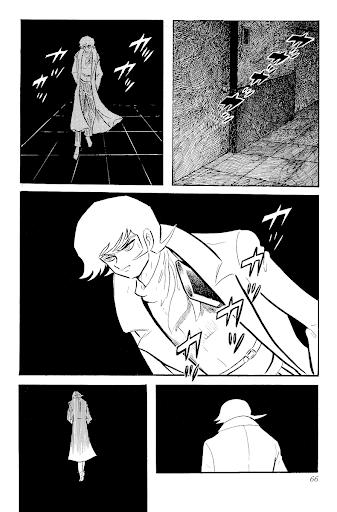 DevilMan chapter 7.1 trang 11