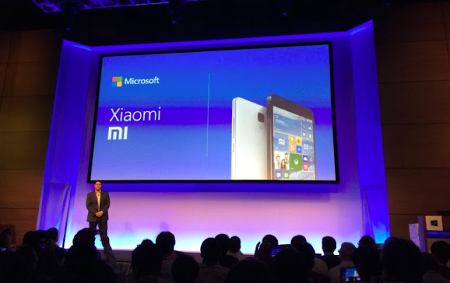 XIAOMI TIPPED Mi TABLET