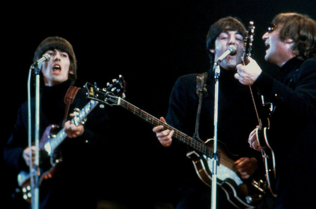 The Beatles Polska: Ostatni koncert w Anglii. The Beatles na Wembley w Londynie