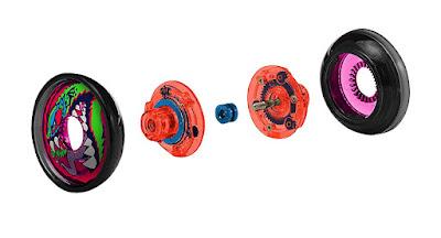 HYPER CLUSTER Yoyo o Yo-yo | Starter Pack : Pack de iniciación  Producto Oficial 2019 | Bandai 42360 | A partir de 8 años  COMPRAR ESTE JUGUETE