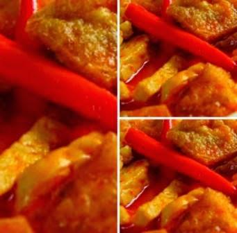 Resep Sambal Goreng Kentang Kuah Santan - County Food