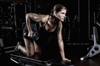WOMEN'S ARM, SHOULDER & BACK WORKOUTS - Upper Body Workout For Women
