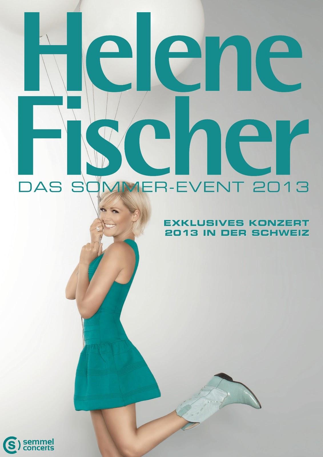 Miss Gossip Tour Kritik Helene Fischer Das Sommerevent 2013