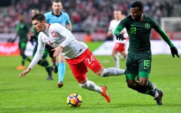 Polandia vs Senegal