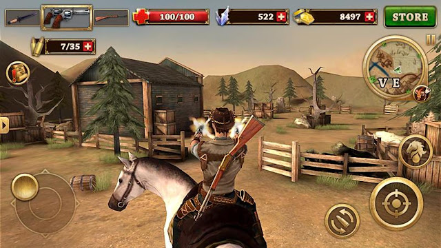 Game West Gunfighter