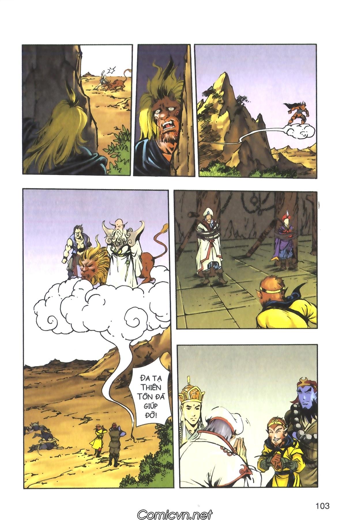 Tây Du Ký màu - Chapter 126 - Pic 14