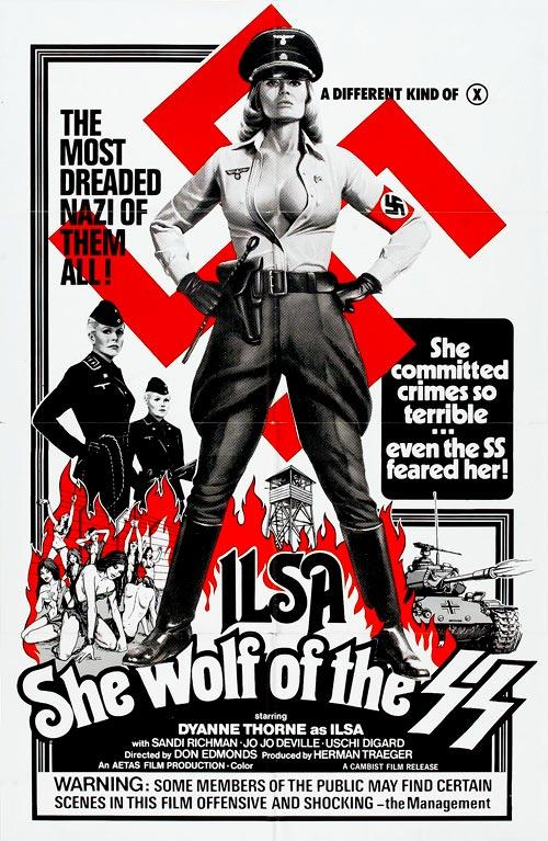 Ilsa She Wolf Of The Ss Deutsch