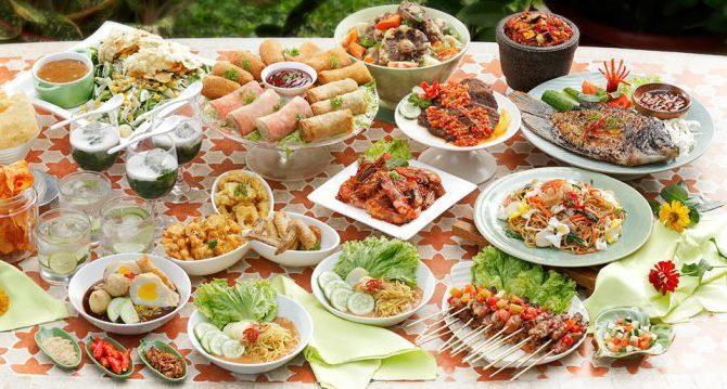 Tugu Rengasdengklok Jadi Tempat Festival Kuliner Nusantara