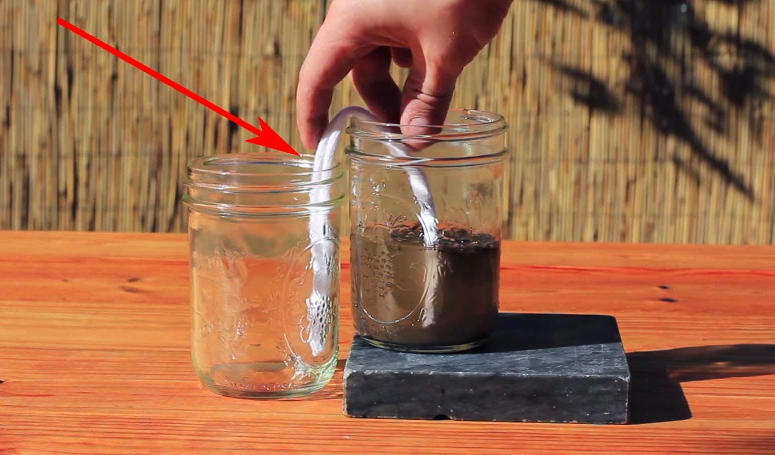 7 Survival Tips That Could Save Your Life. #2 Is Awesome! - Filter Water