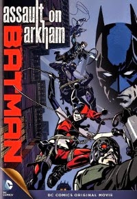Batman Assault on Arkham o filme