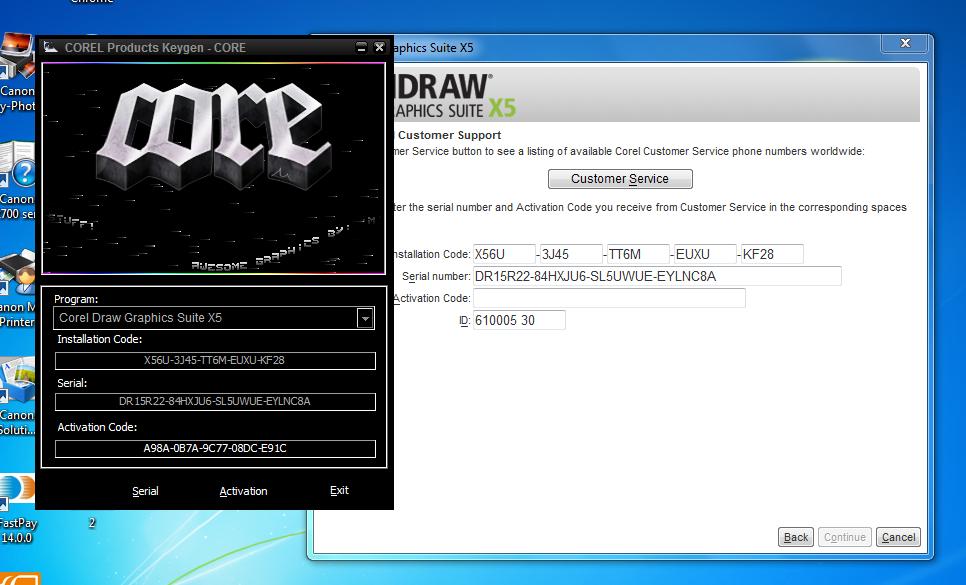 Download Font Corel Draw X 5