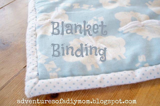 How to Bind a Blanket
