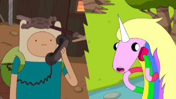 Adventure Time - Season 5 Episode 41: The Pit