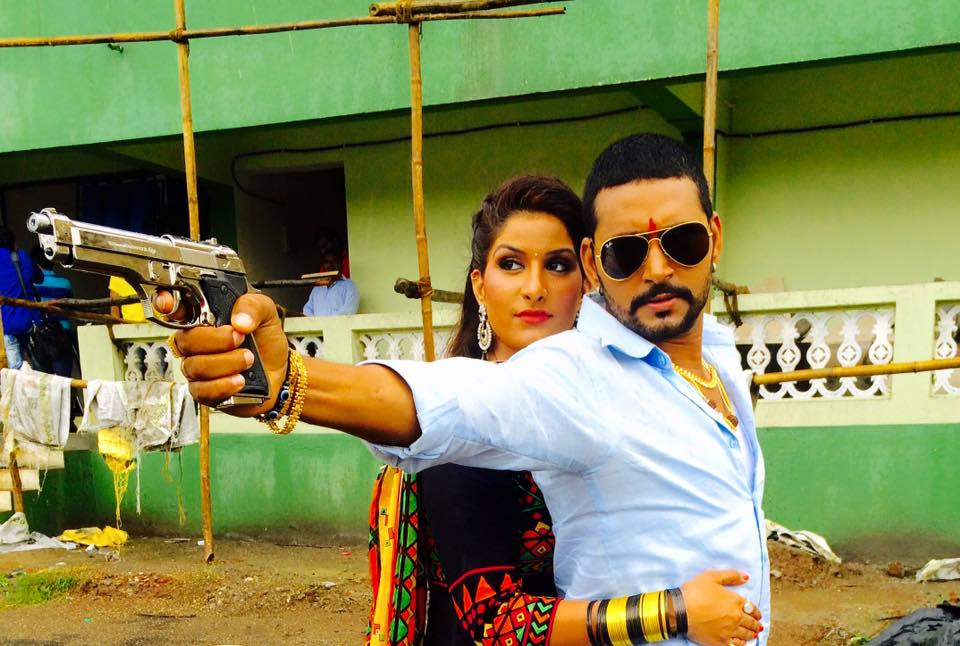 Poonam Dubey, Yaskh Kumar Mishra, Nisha Dubey 2017 Bhojpuri upcoming Rangdari Tax wiki, Shooting, release date, HD Poster, Hot pics, Latest news info