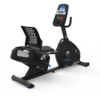 Nautilus R616 Recumbent Exercise Bike, review features compared with R618 and R614
