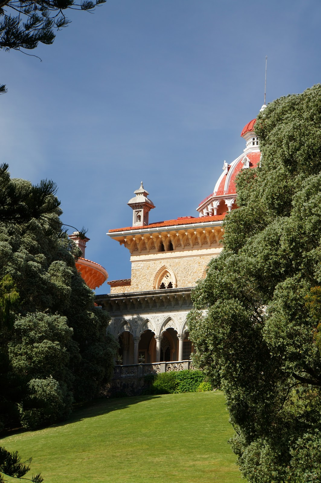 Palais de Monserrate - Sintra - Portugal