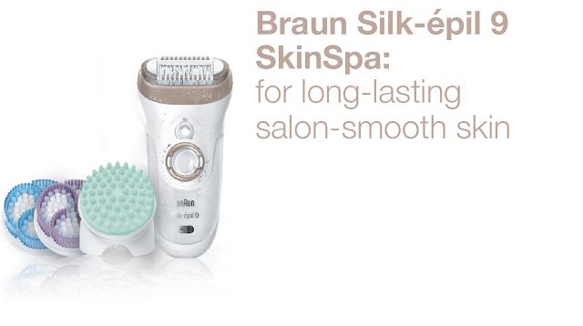 Braun Silk Epil Skinspa