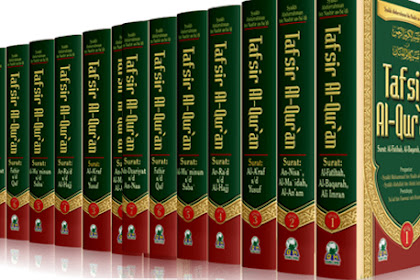 Tafsir Al-Qur'an Online Bahasa Indonesia Lengkap