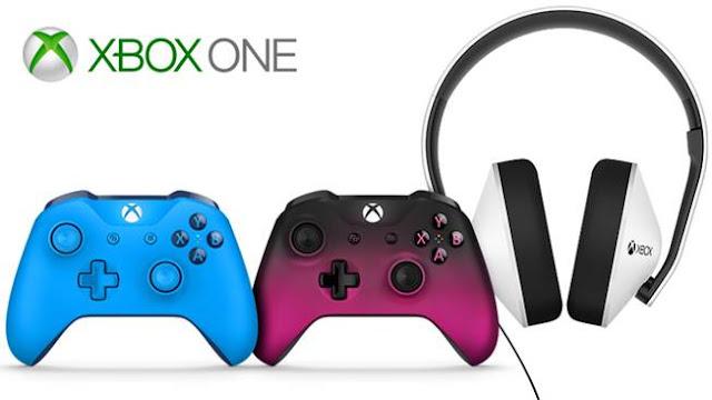 Xbox presenta promoción de juegos al 50% y nuevos periféricos