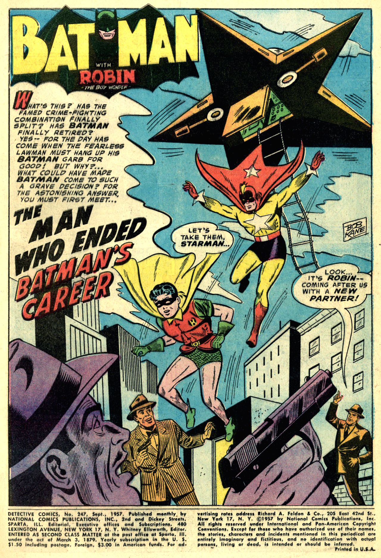 Read online Detective Comics (1937) comic -  Issue #247 - 3