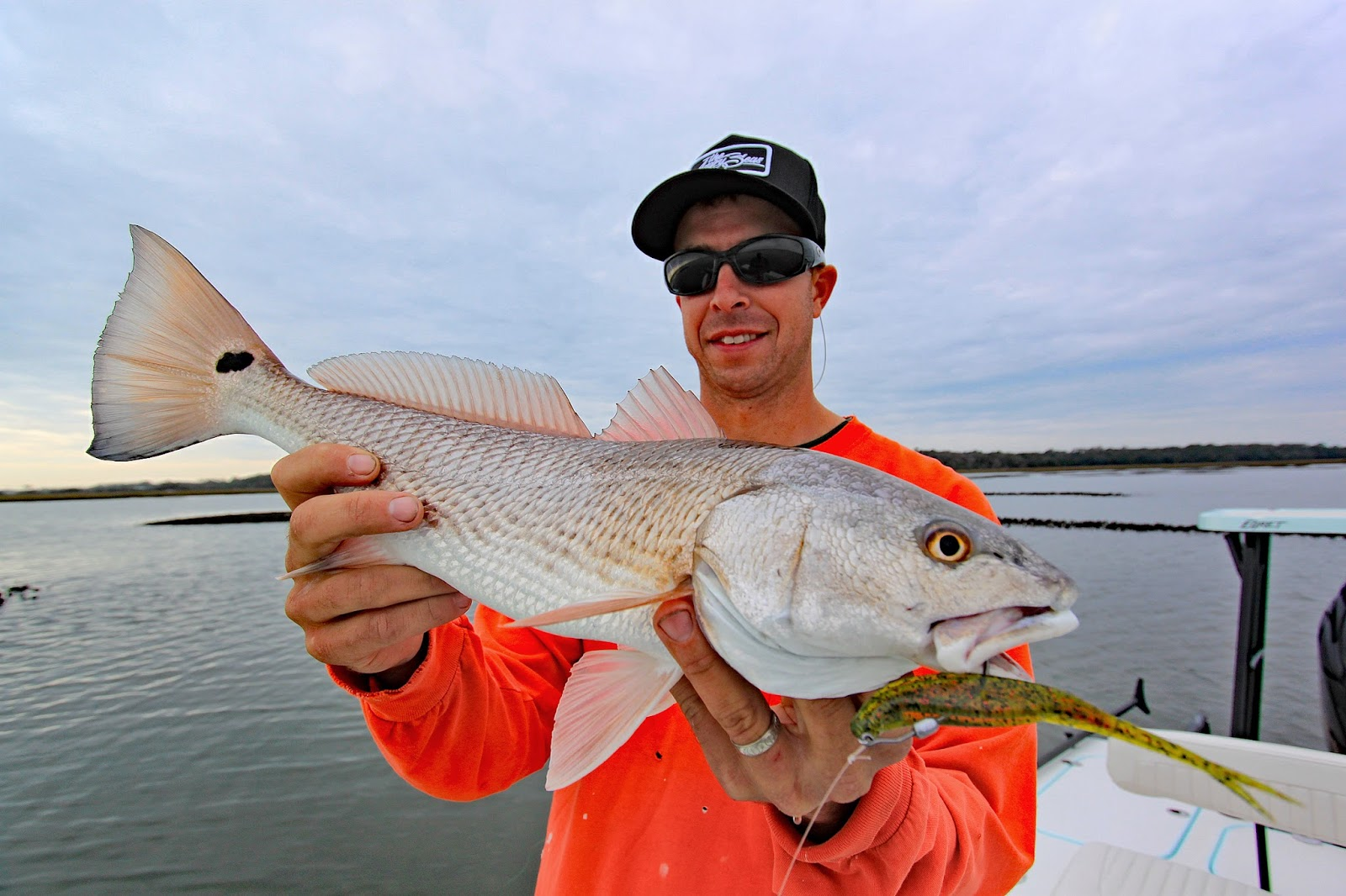 St augustine palm coast fishing report december 22nd for St augustine fishing spots