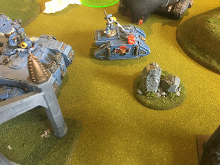 40k SW vs GSC Blood Claws show caution