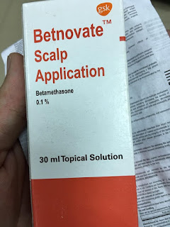 مستحضر بتنوفيت محلول موضعي لفروة الرأس Betnovate scalp application