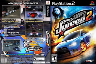 Cheat Game Juiced 2: Hot Import Nights PS2