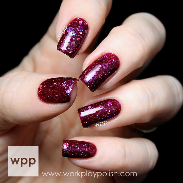 GLAM Polish Pheomena from the Supernatural Collection