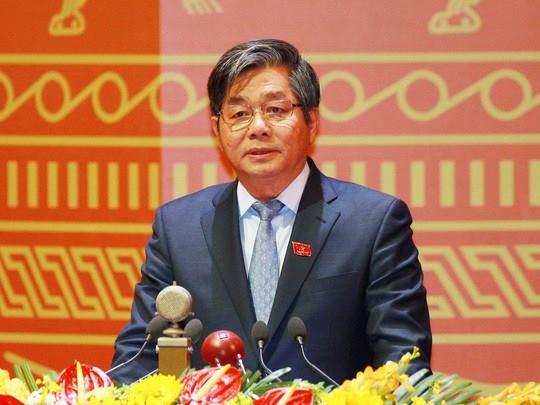 Nguyên Bộ trưởng Bộ Kế hoạch và Đầu tư Bùi Quang Vinh