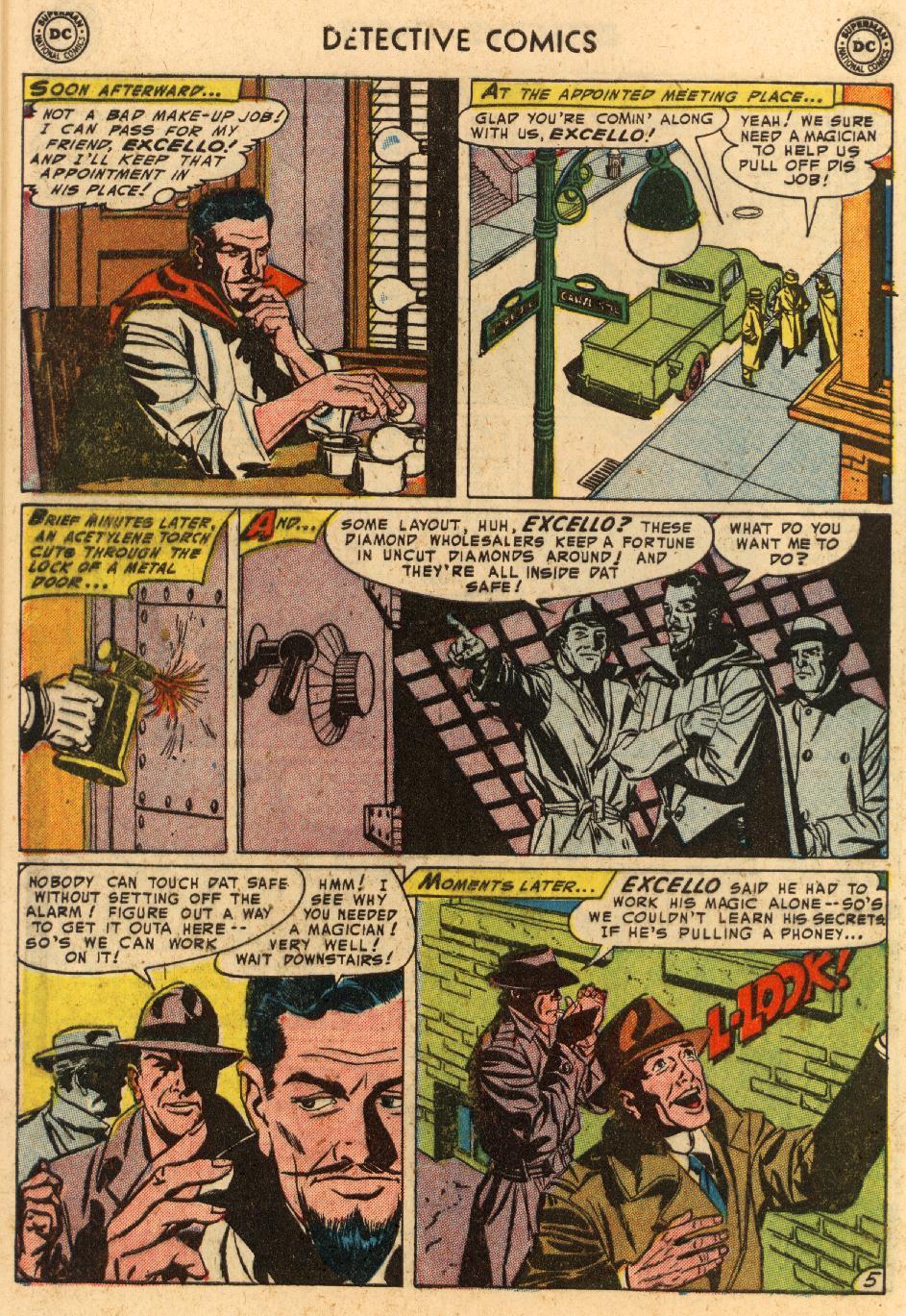 Read online Detective Comics (1937) comic -  Issue #207 - 32
