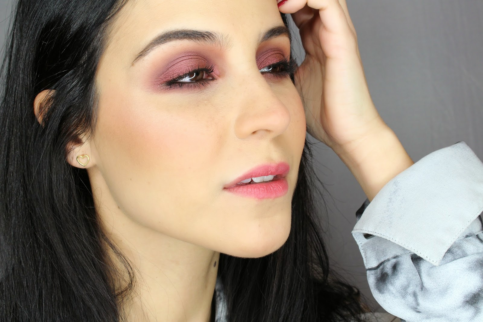 Marsala Inspired Makeup Video/Tutorial #DuelodeBrochas