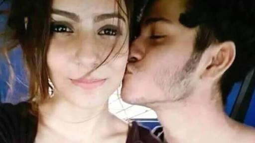 Jessica islam kiss her boyfriend salman