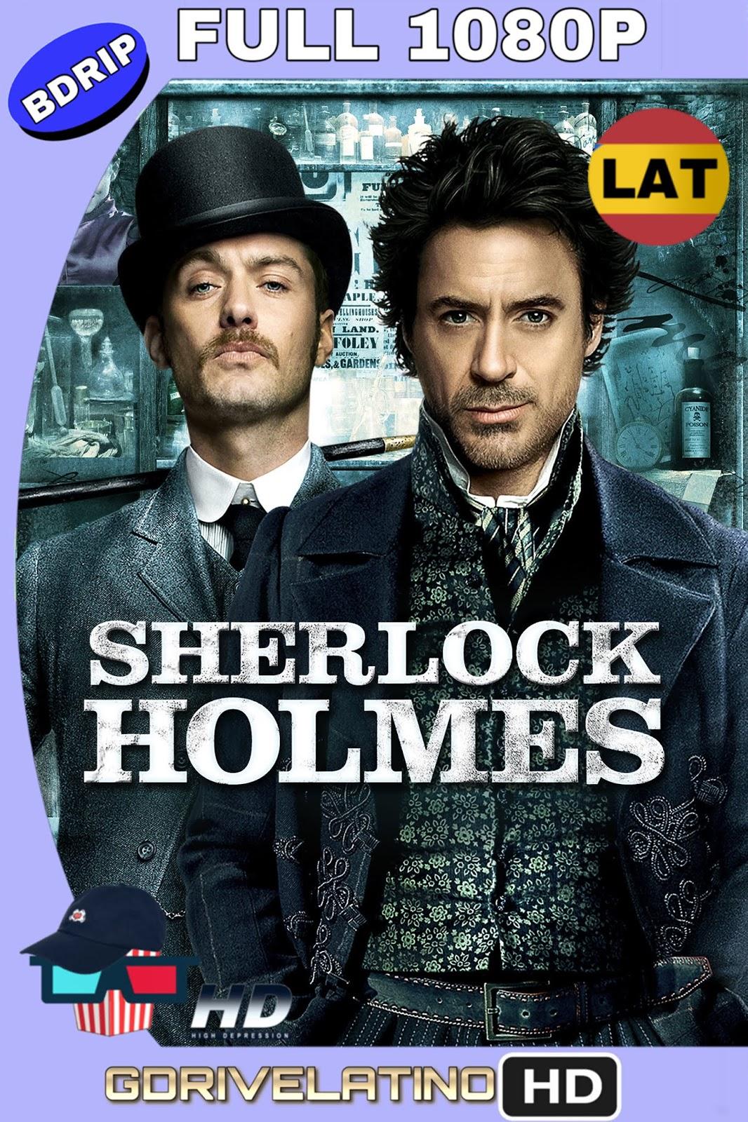 Sherlock Holmes (2009) BDRip FULL 1080p (Latino – Inglés) MKV