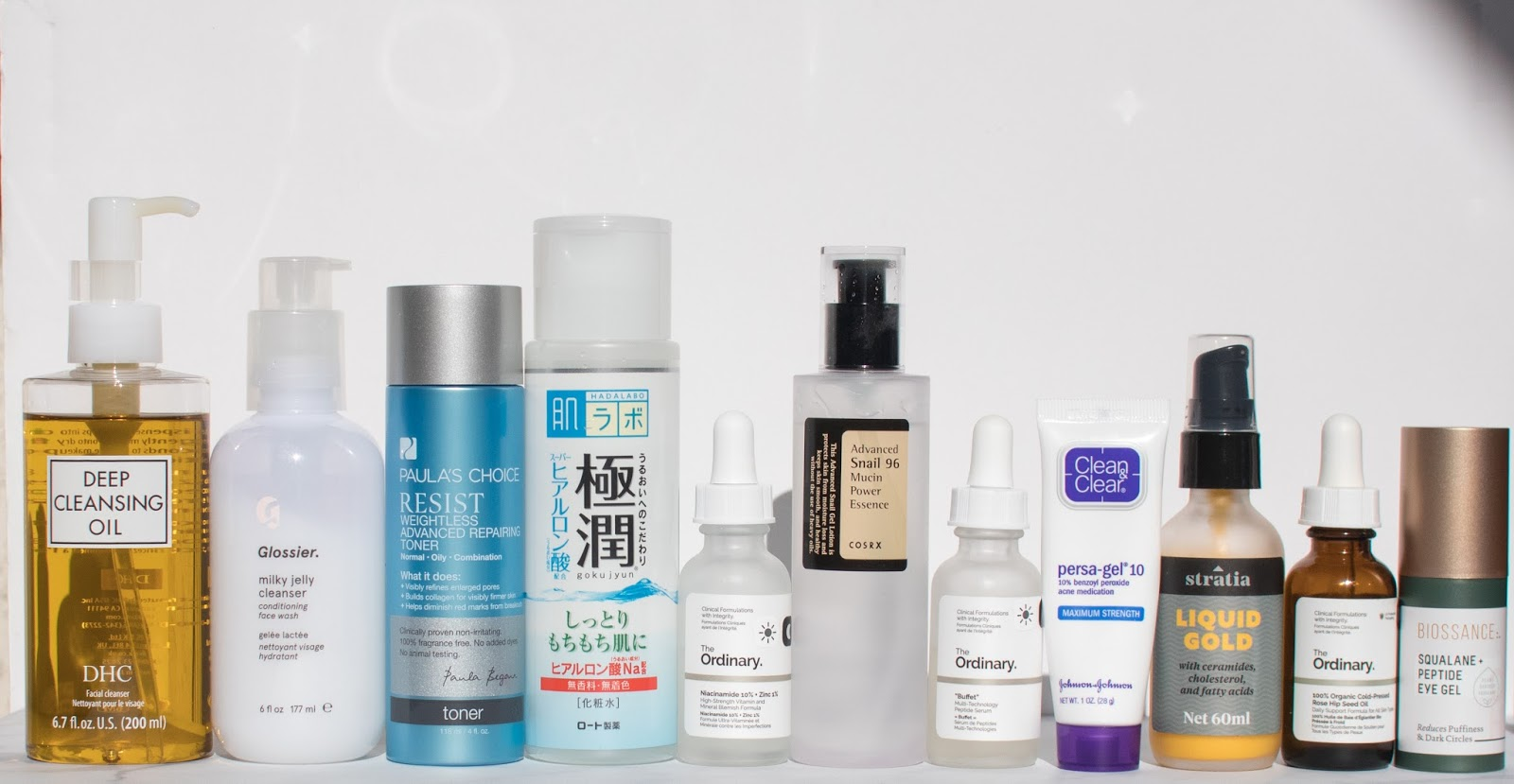 Nighttime Skincare Routine for Oily Acne Prone Skin
