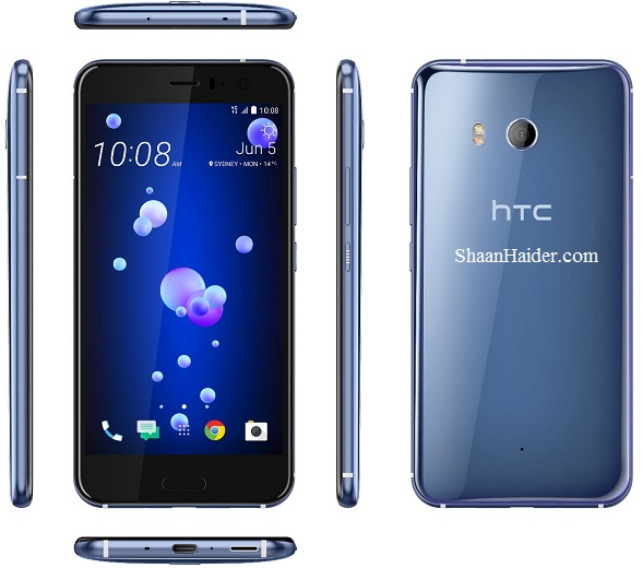 HTC U 11 : Full Hardware Specs, Features, Prices and Availability
