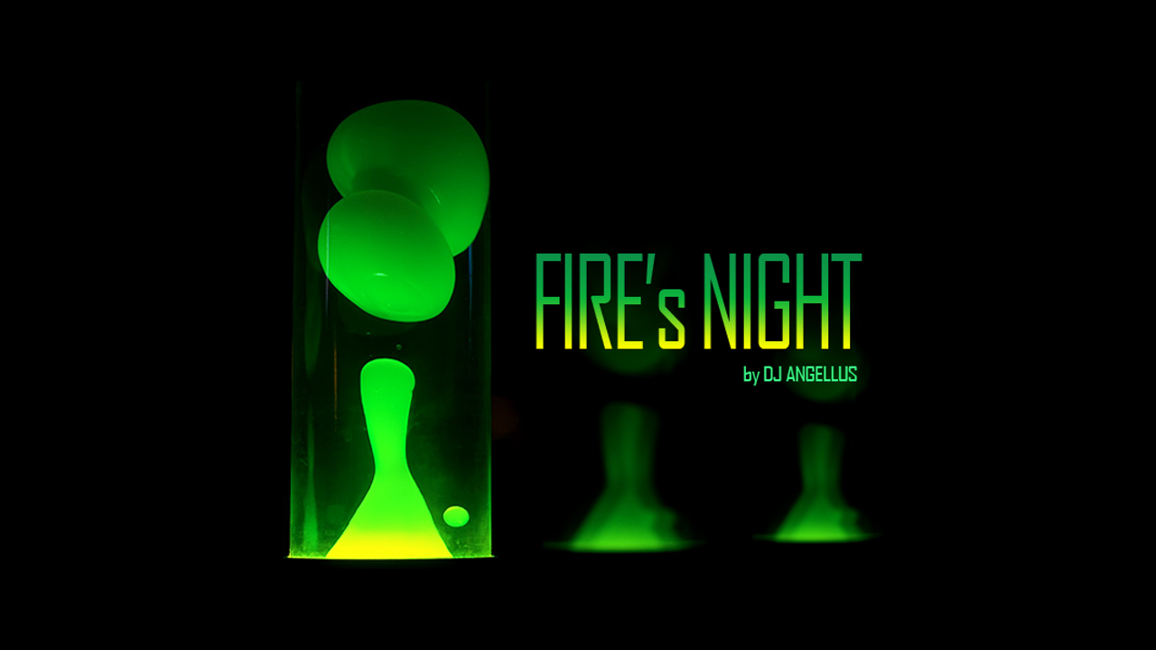 DJ Angellus - FIRE's NIGHT (SP 2K10)