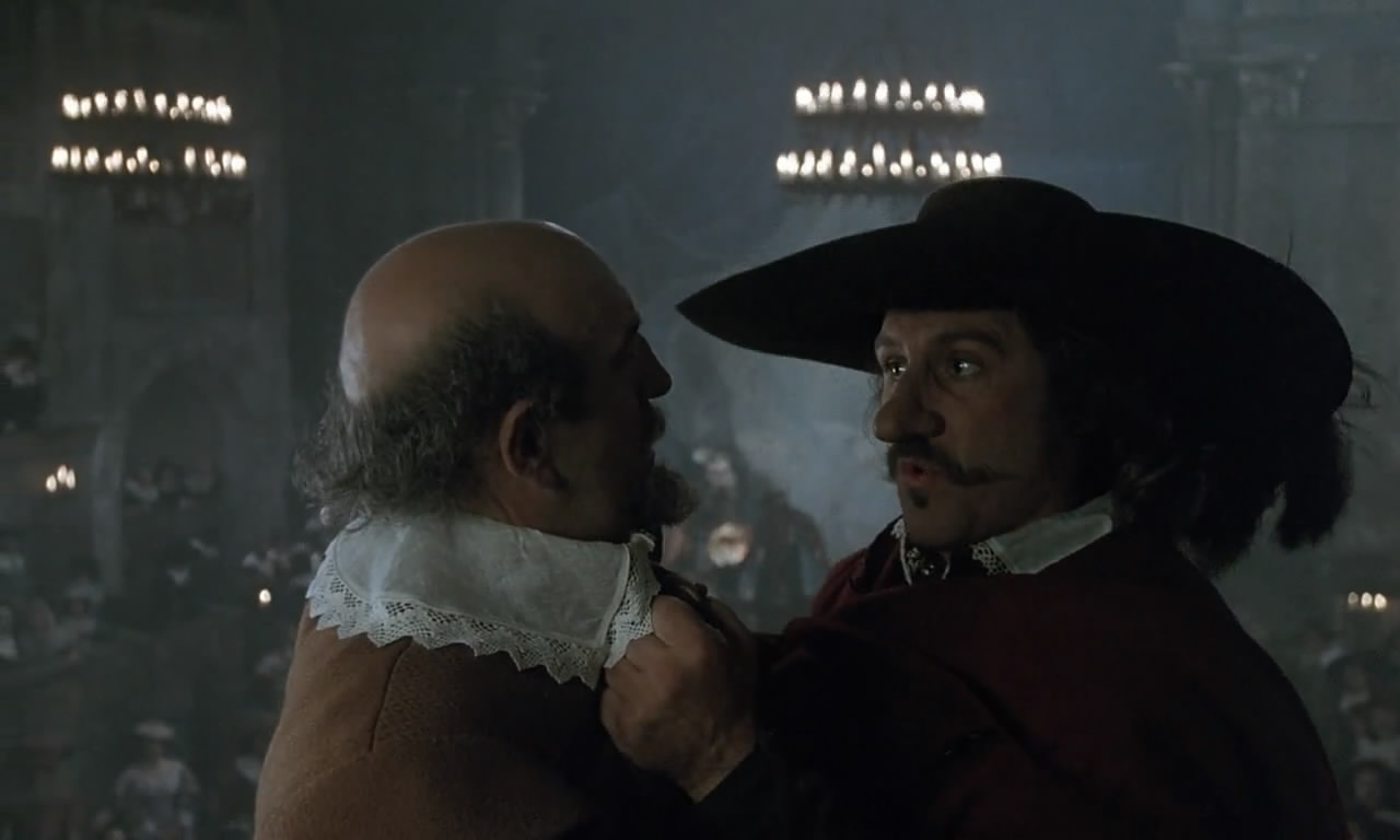 a literary analysis of beauty in the story of cyrano de bergerac Cyrano de bergerac has exerted a tragicomic fascination for actors and comedians as diverse as gérard depardieu and tony hancock ever since he first appeared on the parisian stage in 1897.