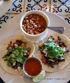Sazon tacos al pastor