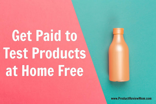 How to Get Paid to Test and Review Products at Home (FREE) in 2019  via  www.productreviewmom.com