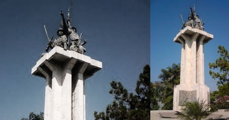 Mengenal Monumen Wira Surya Surabaya Jangka Jawa