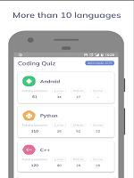 CodingQuiz App