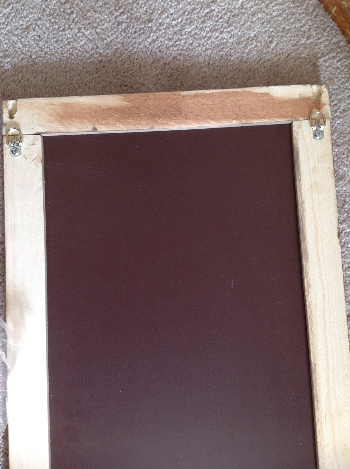 Mimiberry Creations How To Make Simple Frames For Mirrors
